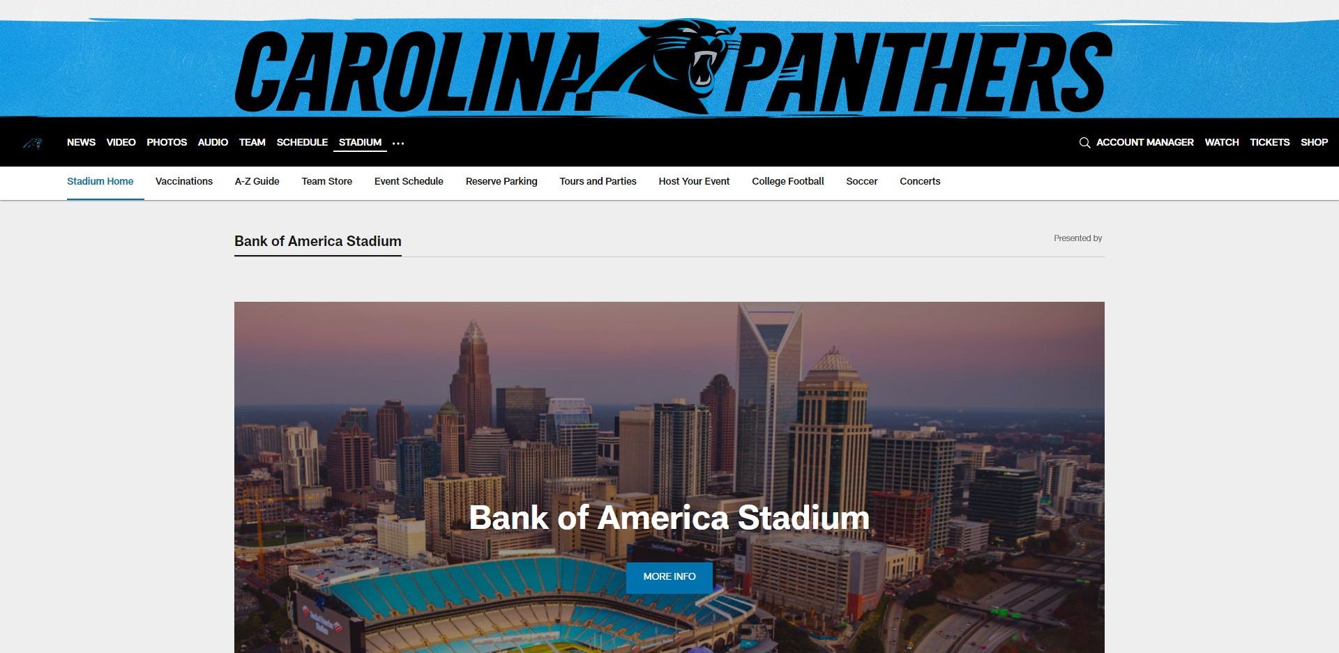 5 Best Stadiums in Charlotte