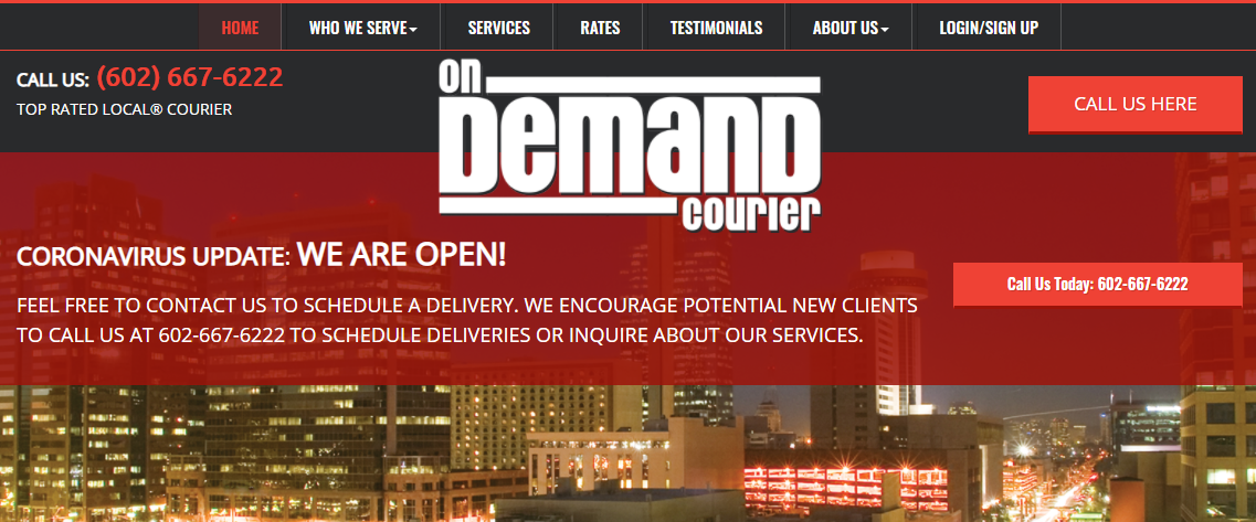 5 Best Couriers in Phoenix4
