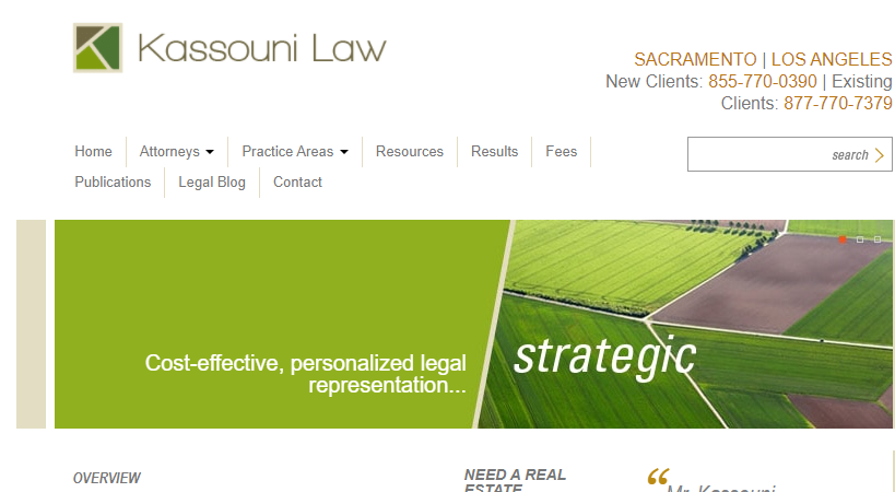 5 Best Constitutional Law Attorneys in Los Angeles1