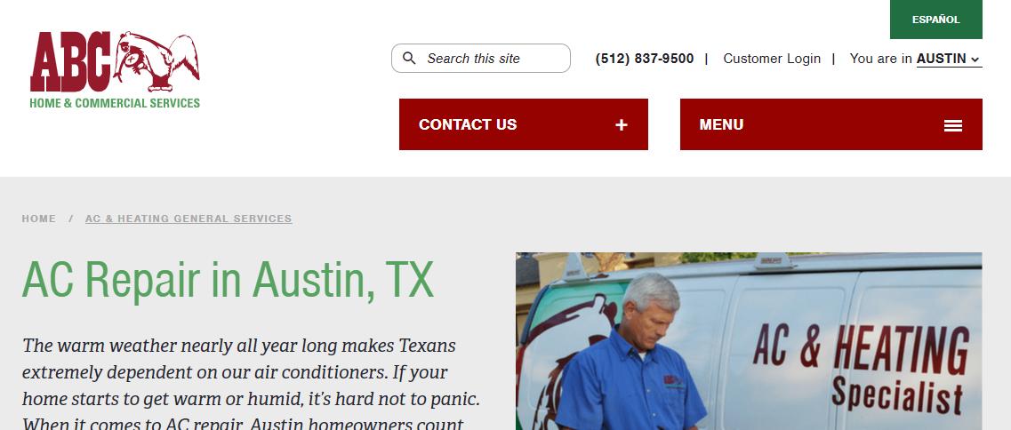 5 Best HVAC Services in Austin1