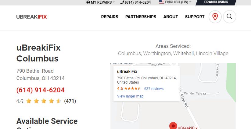 5 Best Phone Repair in Columbus 2