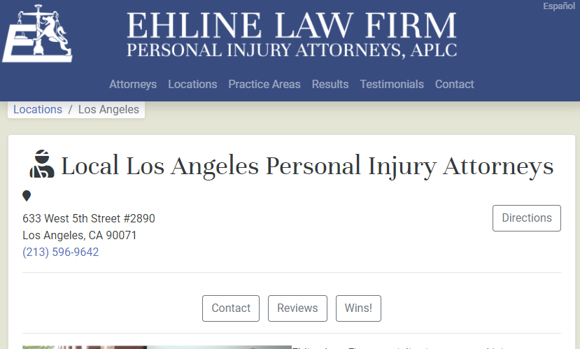 5 Best Constitutional Law Attorneys in Los Angeles5