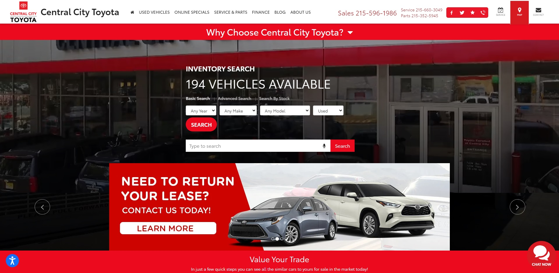 The Best Toyota Dealers in Philadelphia