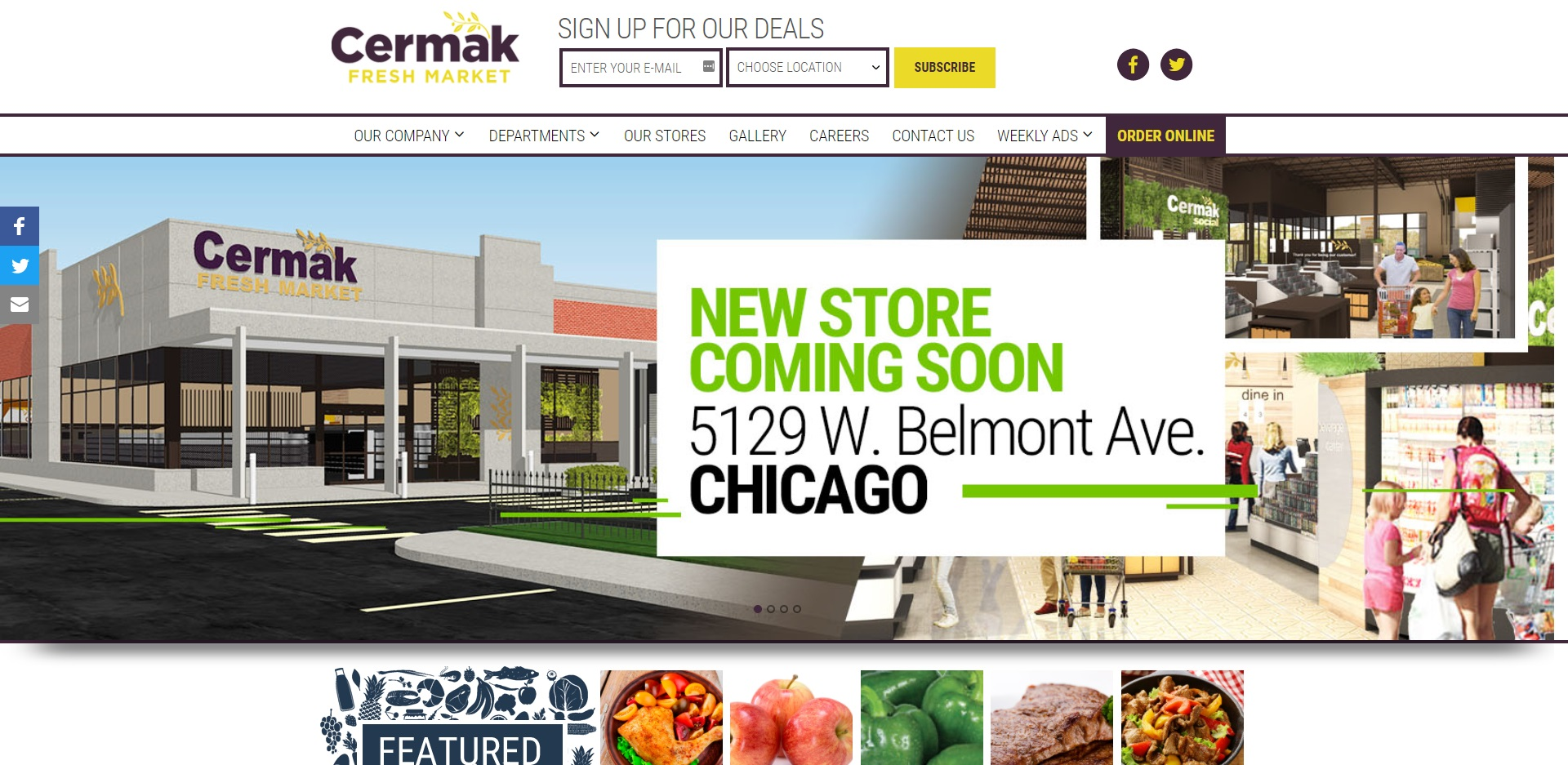 Best Supermarkets in Chicago