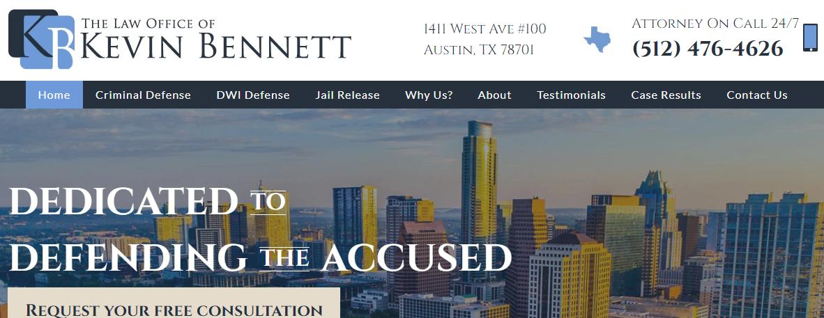 5 Best Drink Driving Attorneys in Austin4
