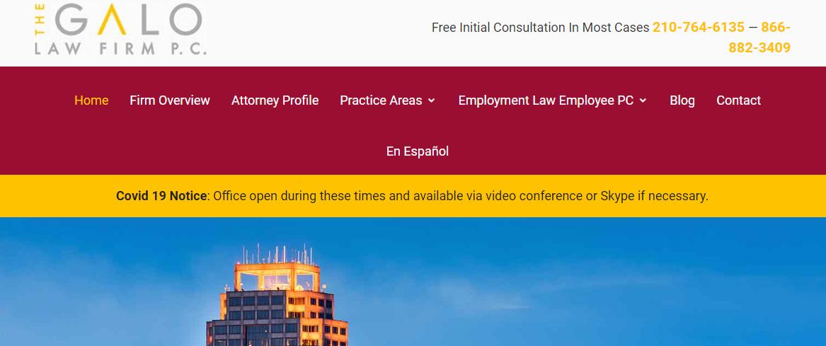 5 Best Employment Attorneys in San Antonio 2