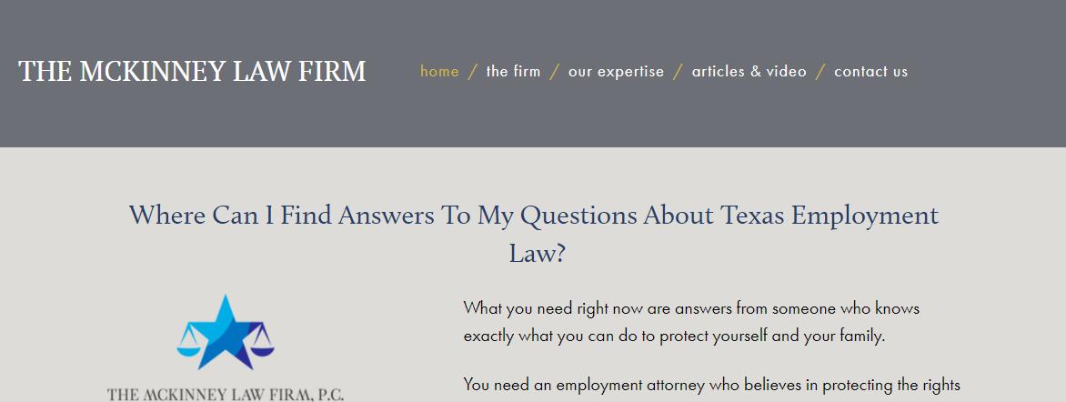 5 Best Employment Attorneys in San Antonio 4