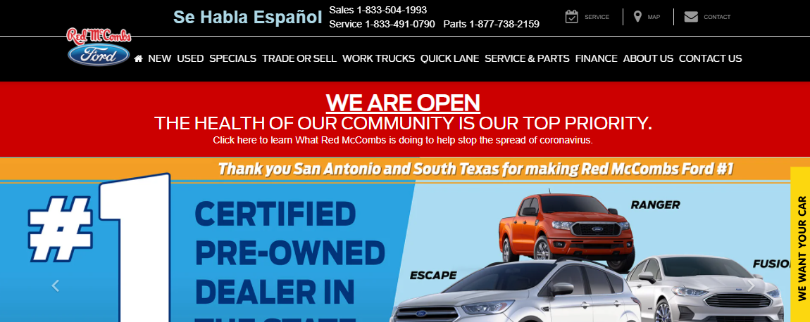 f15 Best Ford Dealers in San Francisco 1