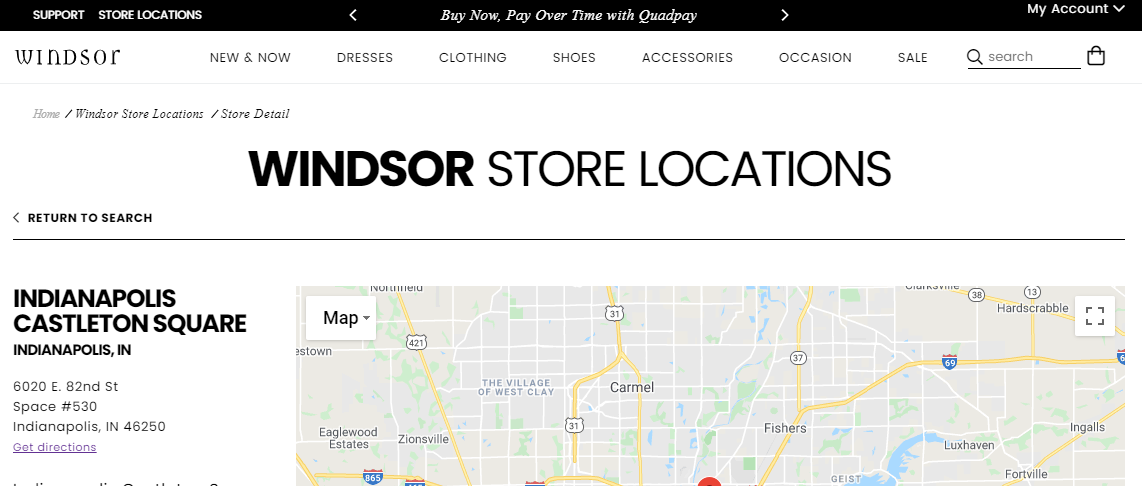 5 Best Formal Clothes Stores in Indianapolis 1