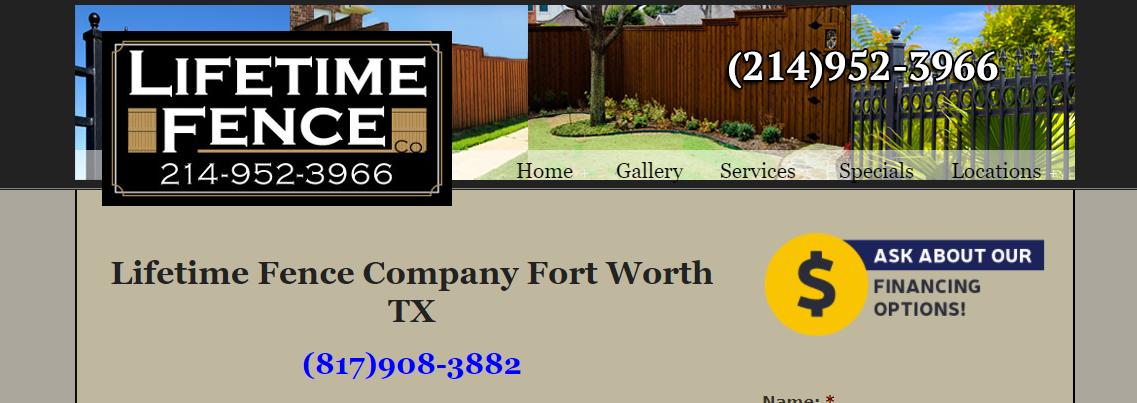 5 Best Fencing Contractors in Fort Worth2