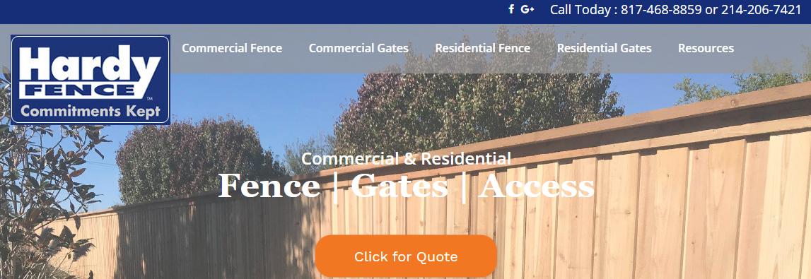 5 Best Fencing Contractors in Fort Worth5