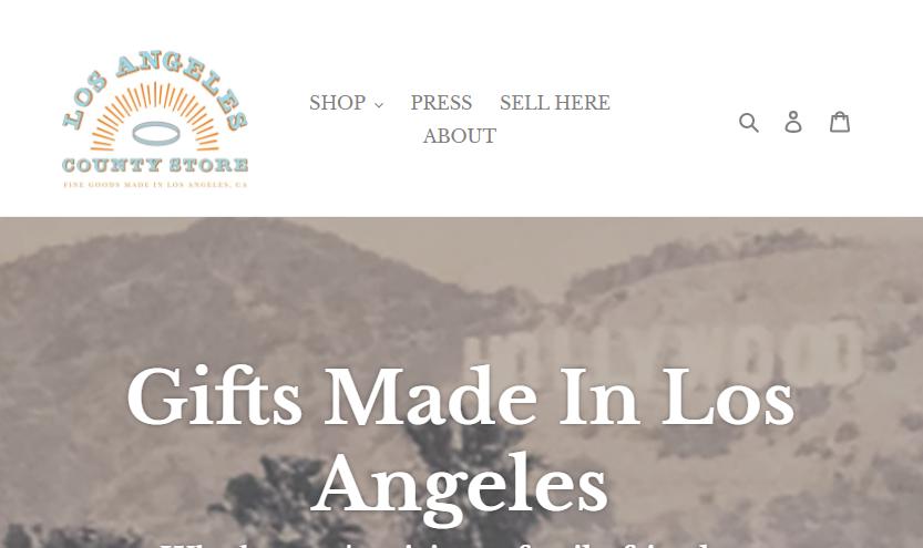5 Best Gift Shops in Los Angeles1