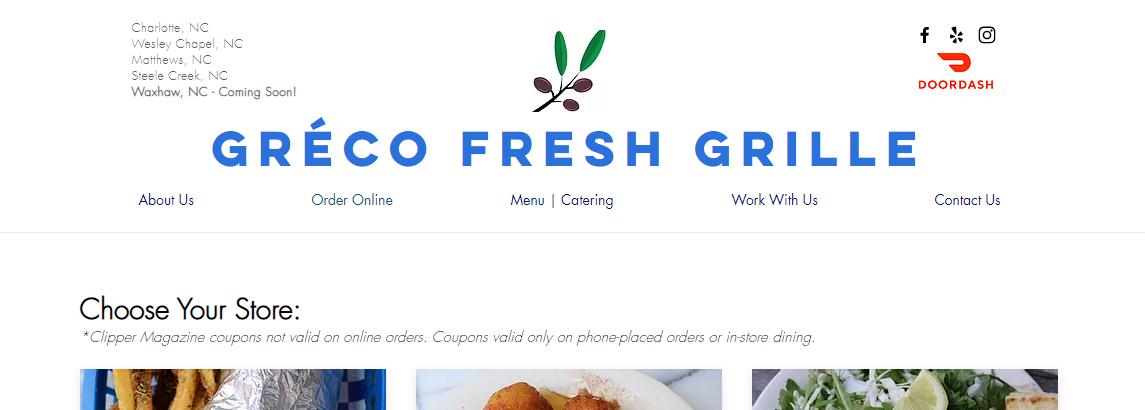 Greek Food in Charlotte 4