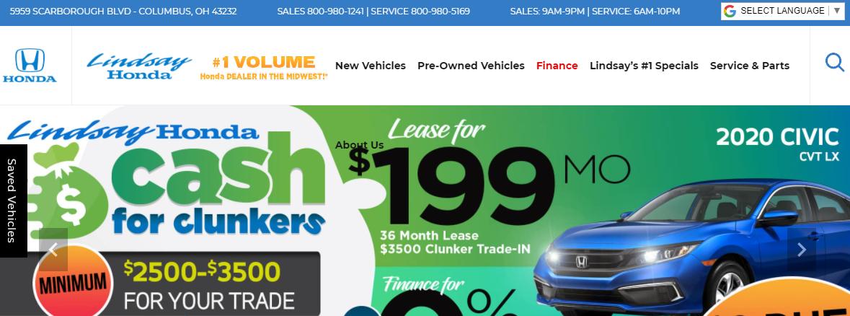 5 Best Honda Dealers in Columbus 1