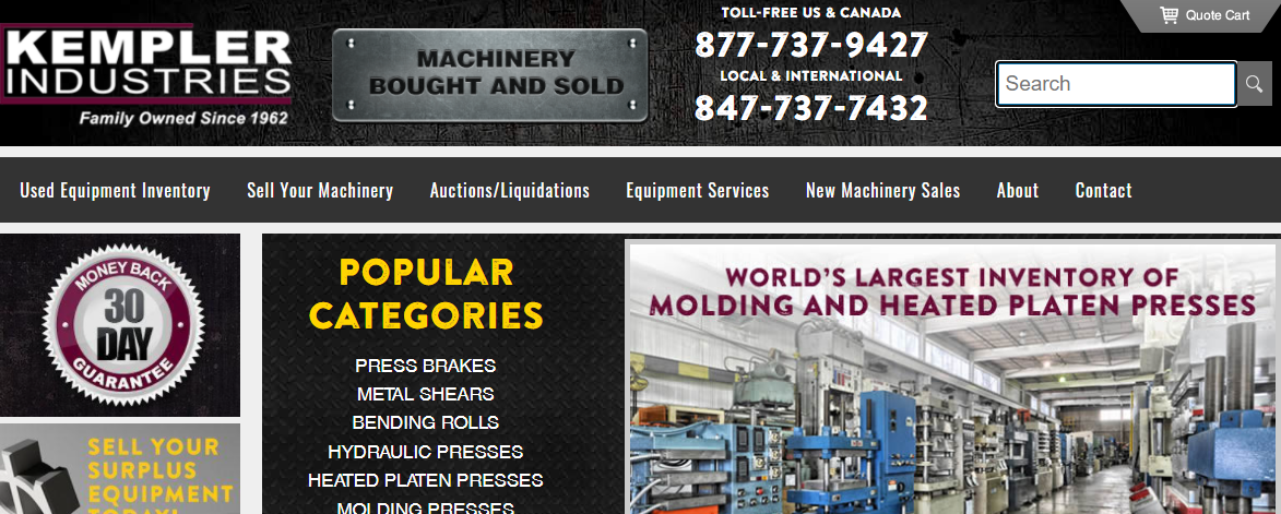 5 Best Heavy Machinery Dealers in Chicago 4