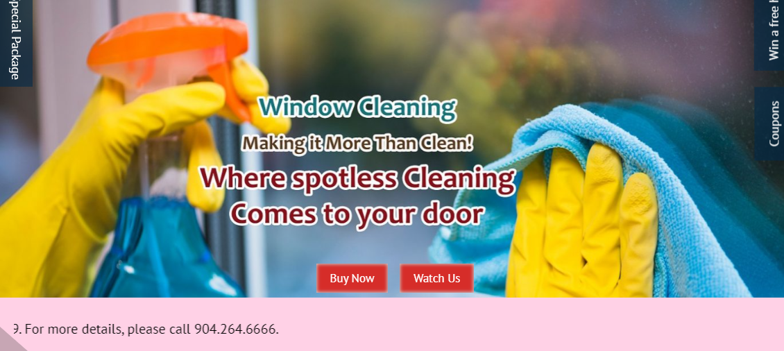5 Best House Cleaning Services in Jacksonville 5
