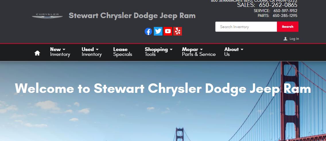 5 Best Jeep Dealers in San Francisco1
