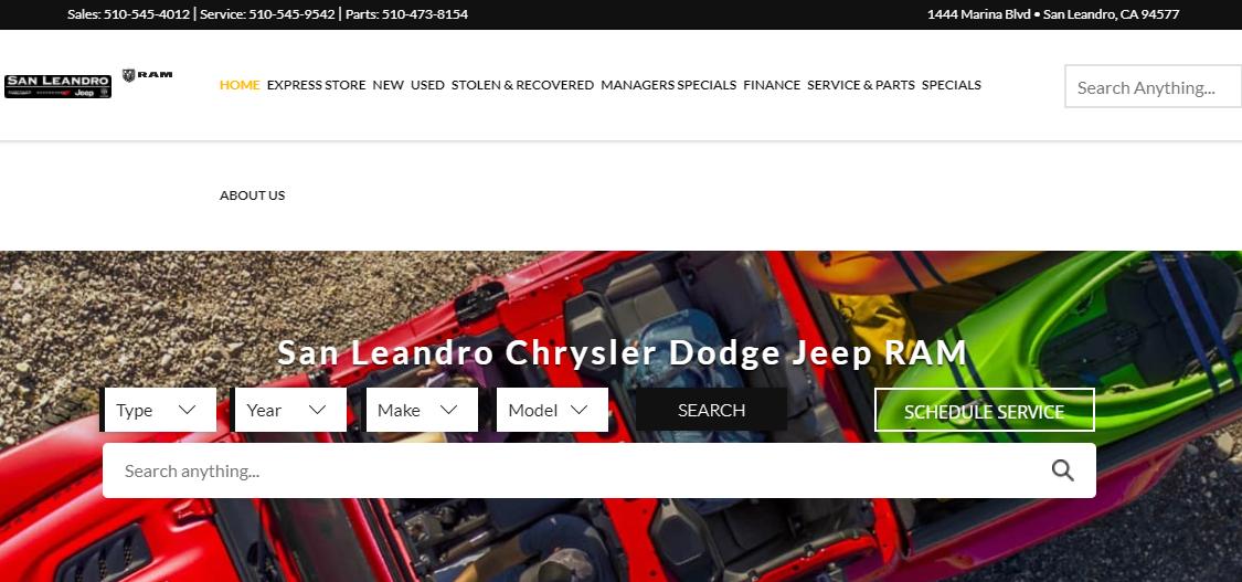 5 Best Jeep Dealers in San Francisco3