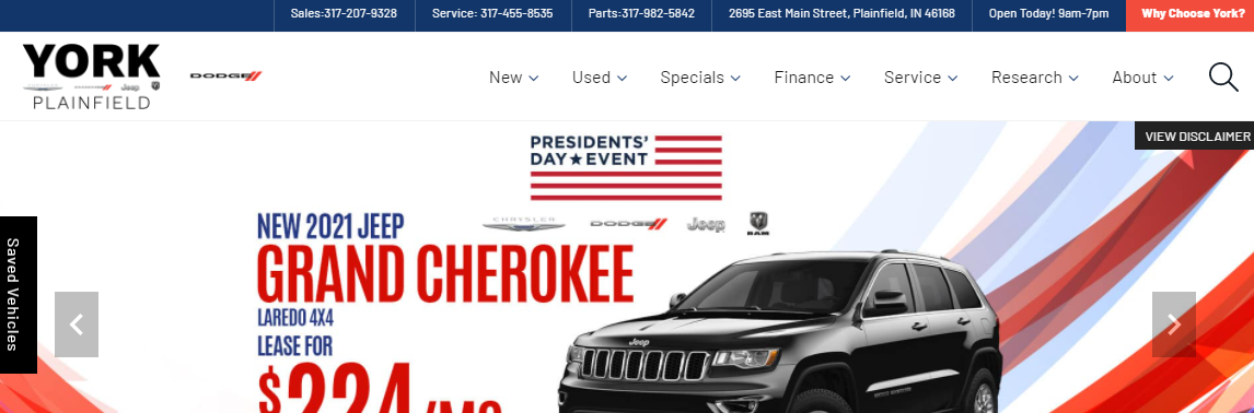 5 Best Jeep Dealers in Indianapolis4