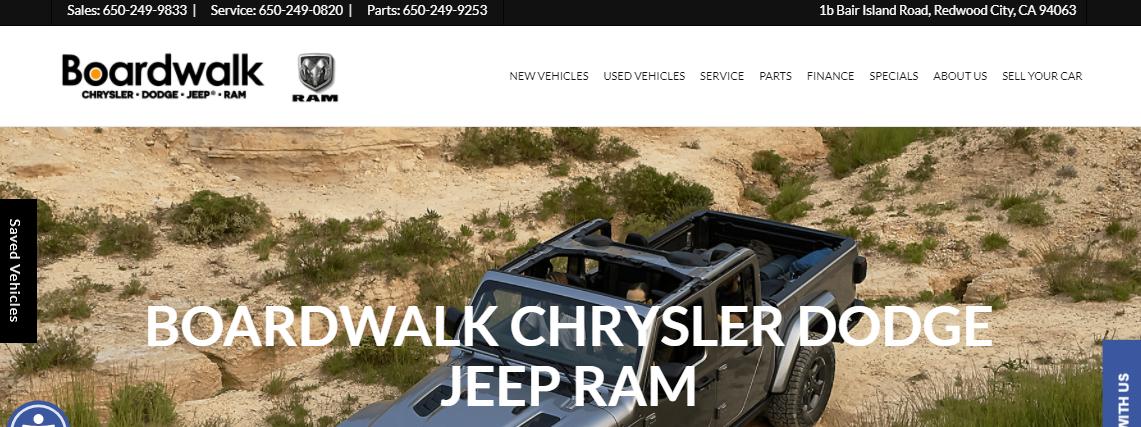 5 Best Jeep Dealers in San Francisco5