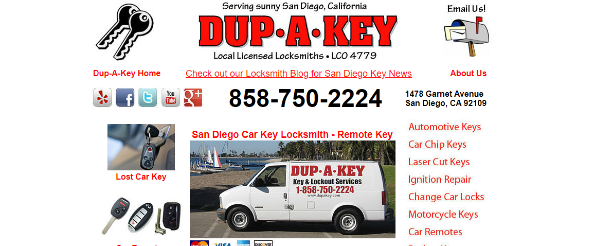 5 Best Locksmiths in San Diego 5