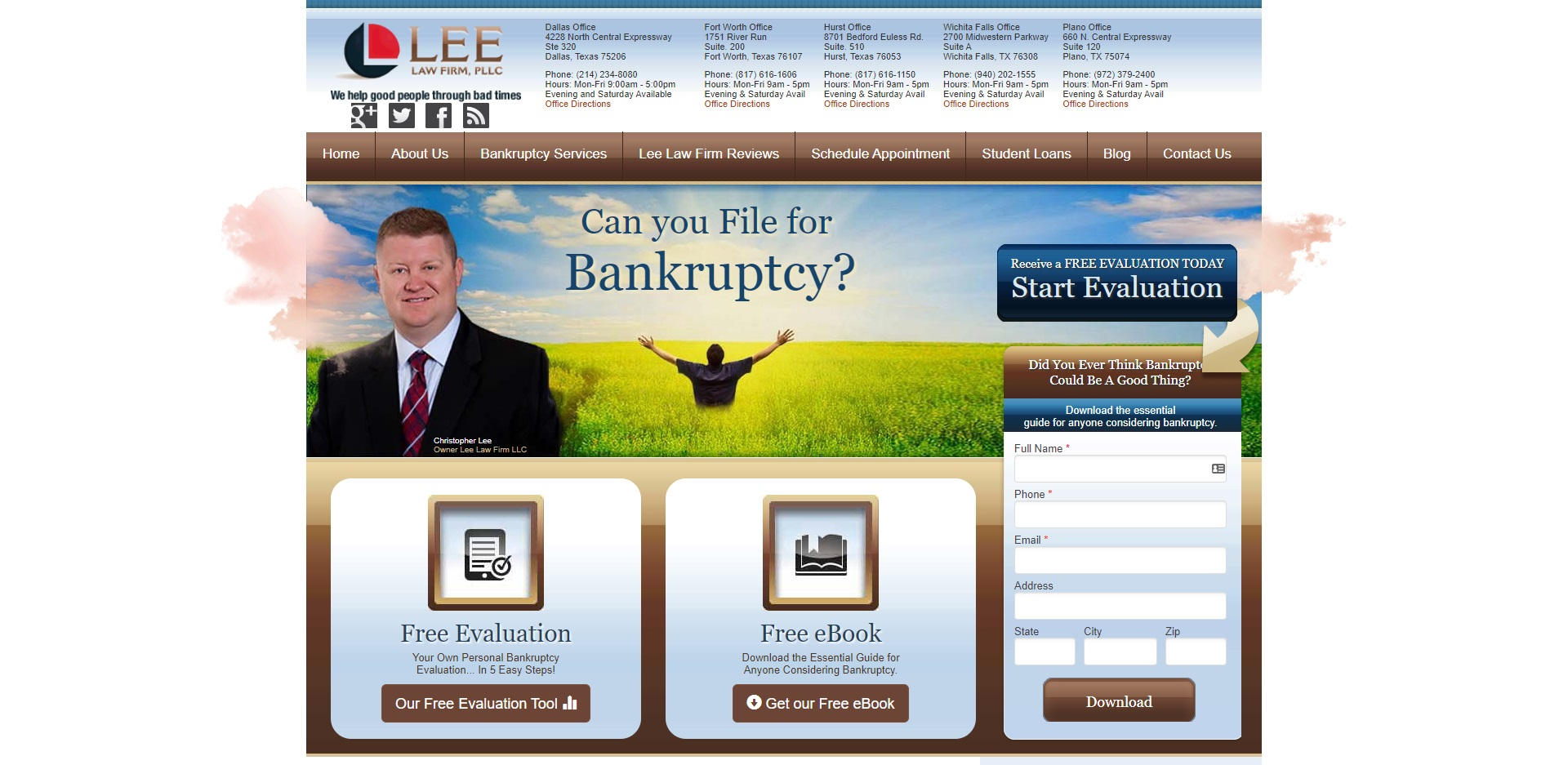 The Best Bankruptcy Attorneys in Dallas