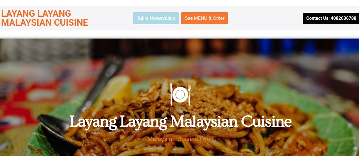 5 Best Malaysian Food in San Jose1