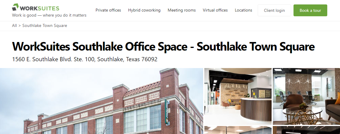 5 Best Office Rental Spaces in Fort Worth1