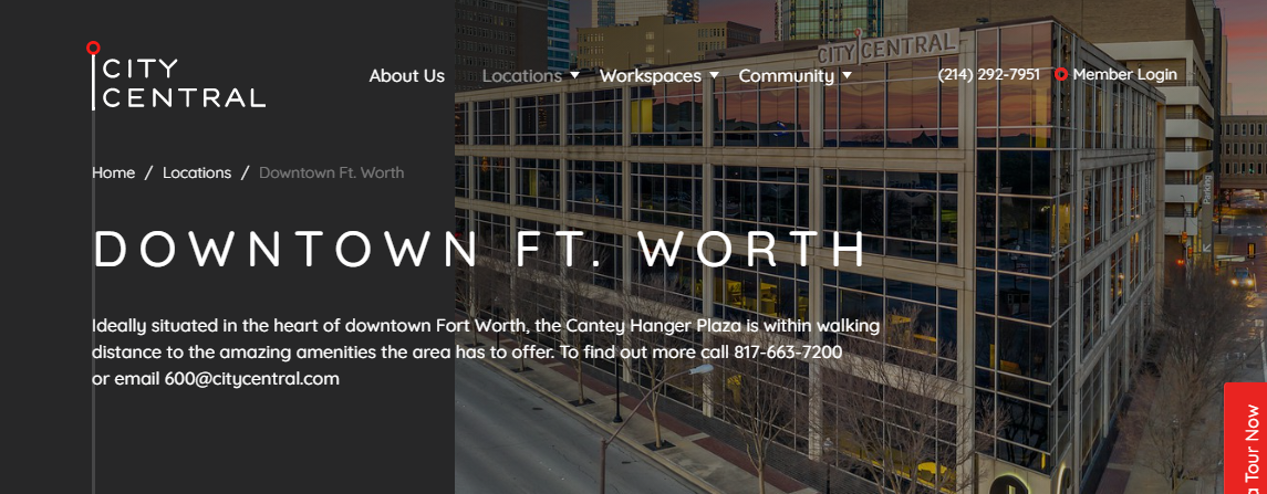 5 Best Office Rental Spaces in Fort Worth5