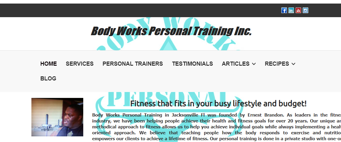 5 Best Personal Trainers in Jacksonville2