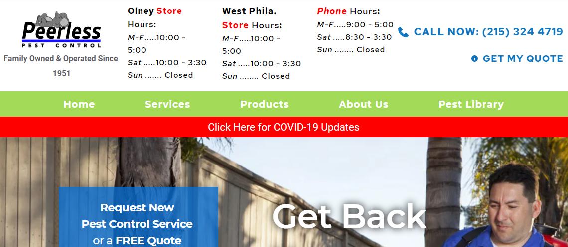 5 Best Pest Control Companies in Philadelphia 5
