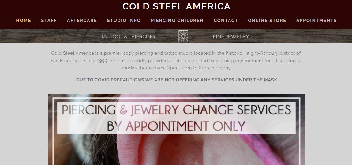 5 Best Body Piercing in San Francisco