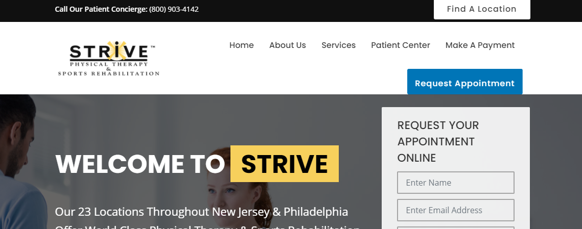 5 Best Physiotherapy in Philadelphia 5
