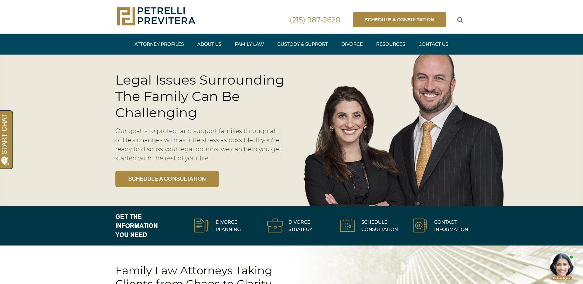 Best Child Custody Attorneys in Philadelphia