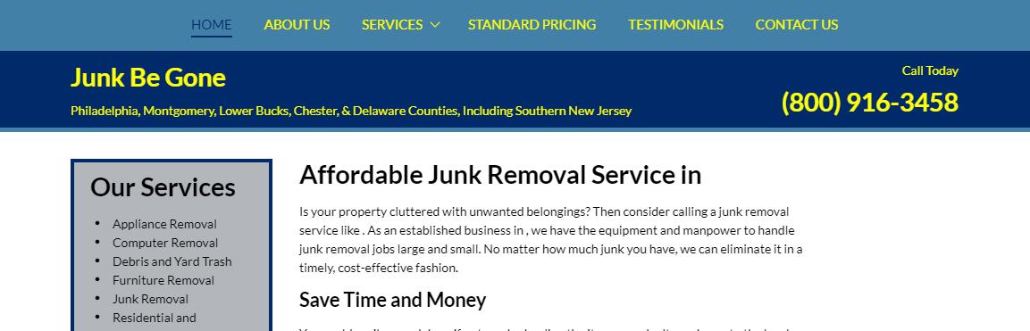 5 Best Rubbish Removal in Philadelphia 2