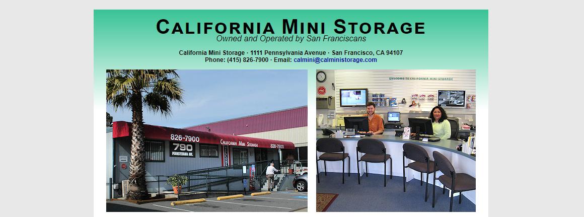 5 Best Self-Storage in San Francisco1