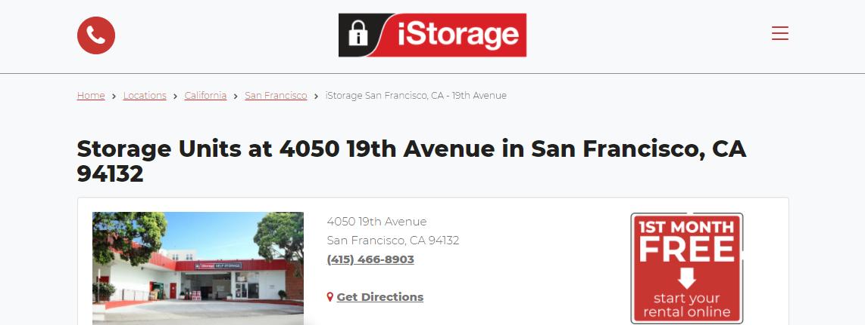 5 Best Self-Storage in San Francisco2