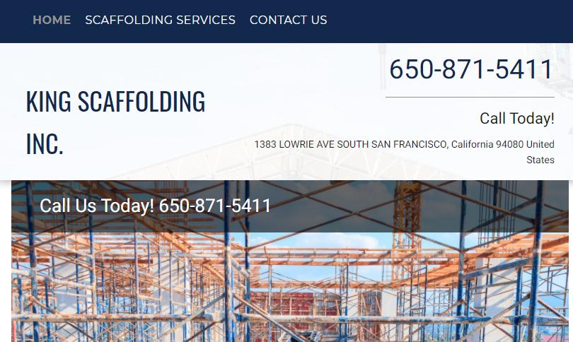 5 Best Scaffolders in San Francisco2