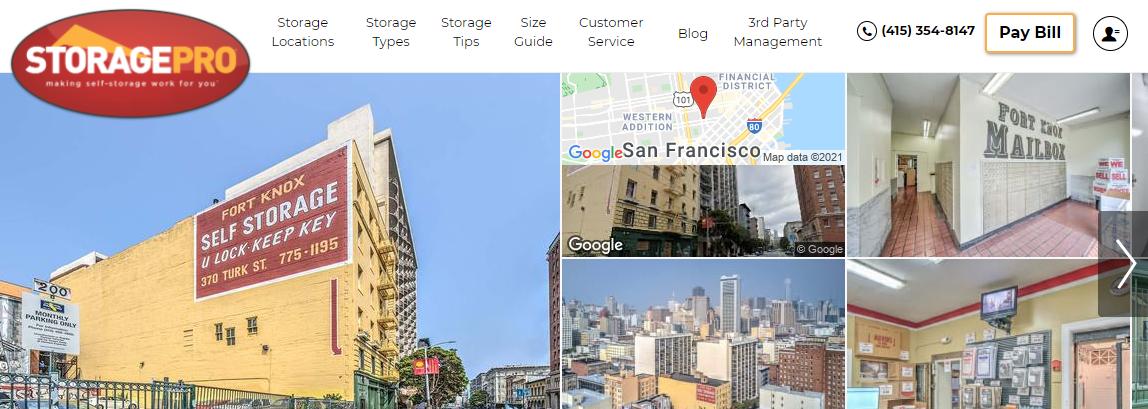 5 Best Self-Storage in San Francisco5