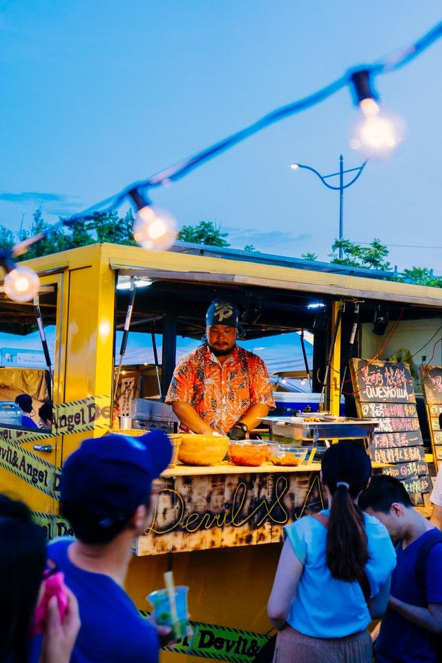 5 Best Food Trucks in Jacksonville