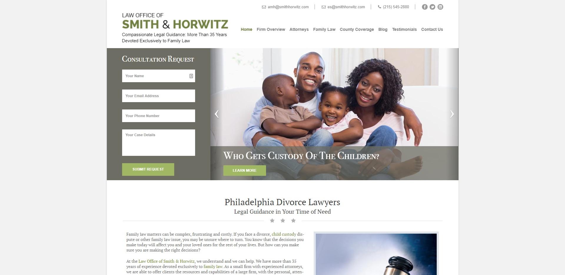 Philadelphia's Best Child Custody Attorneys