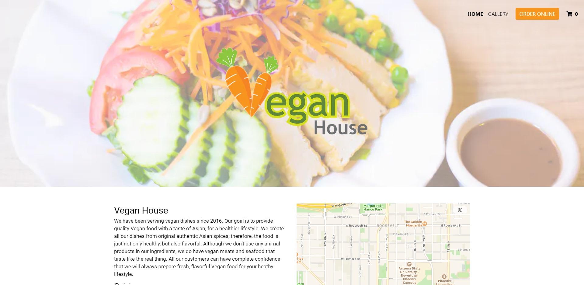 The Best Vegetarian Restaurants in Phoenix