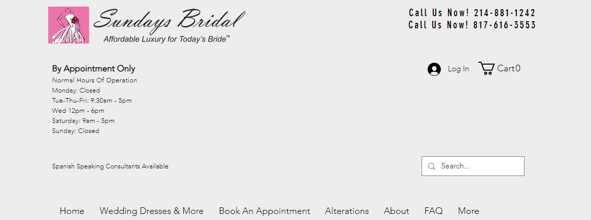 5 Best Wedding Supplies Stores in Dallas 1
