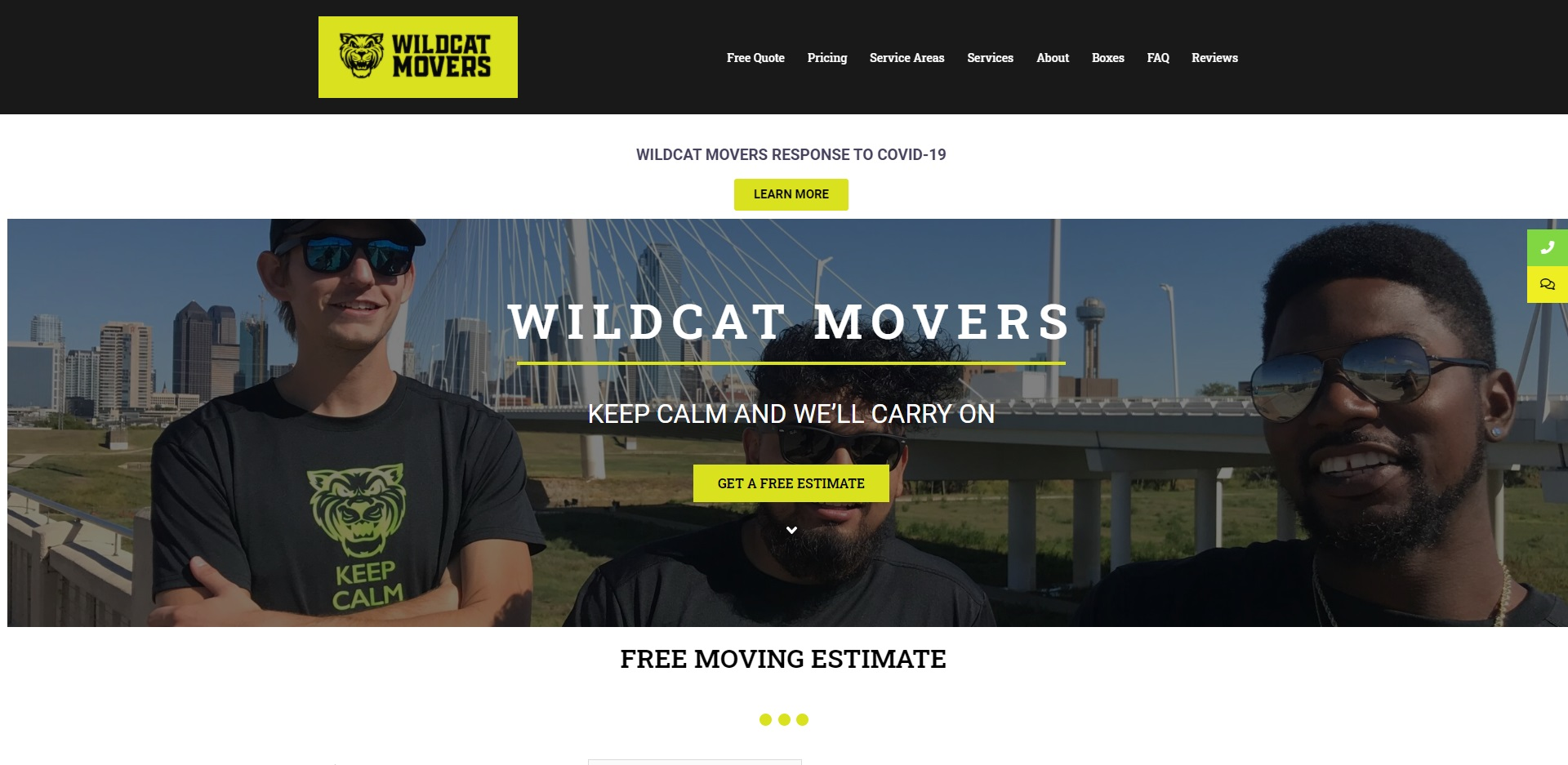 The Best Movers in Dallas