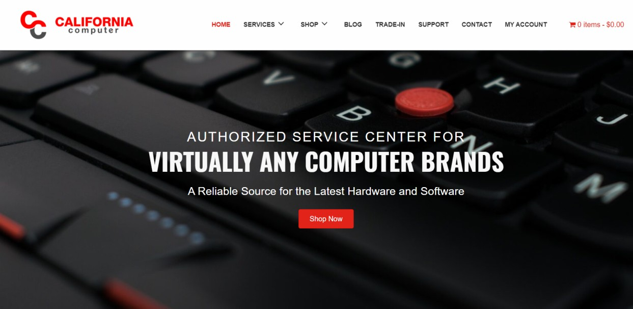 Major Distributor of Quality PC Hardware and Software
