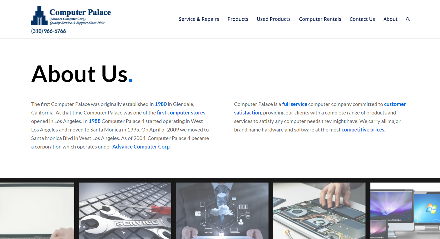 Superior Computer Parts and Service
