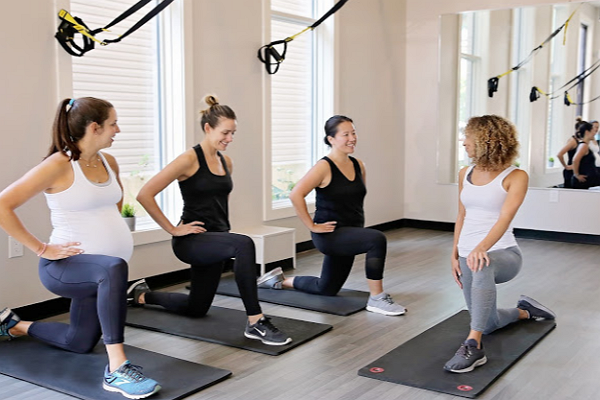 Active Mom Fitness