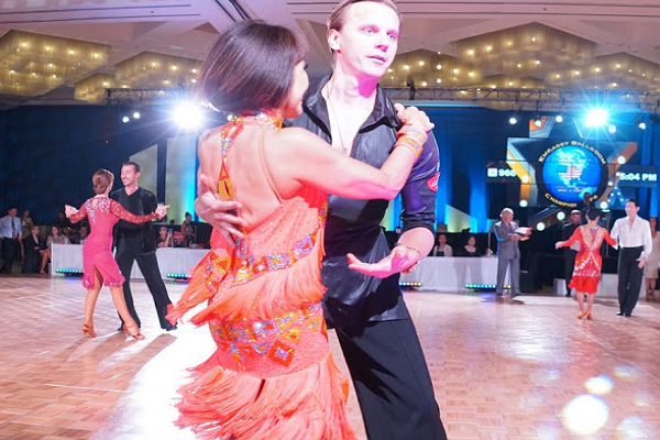 Ballroom Dance Lessons in Los Angeles