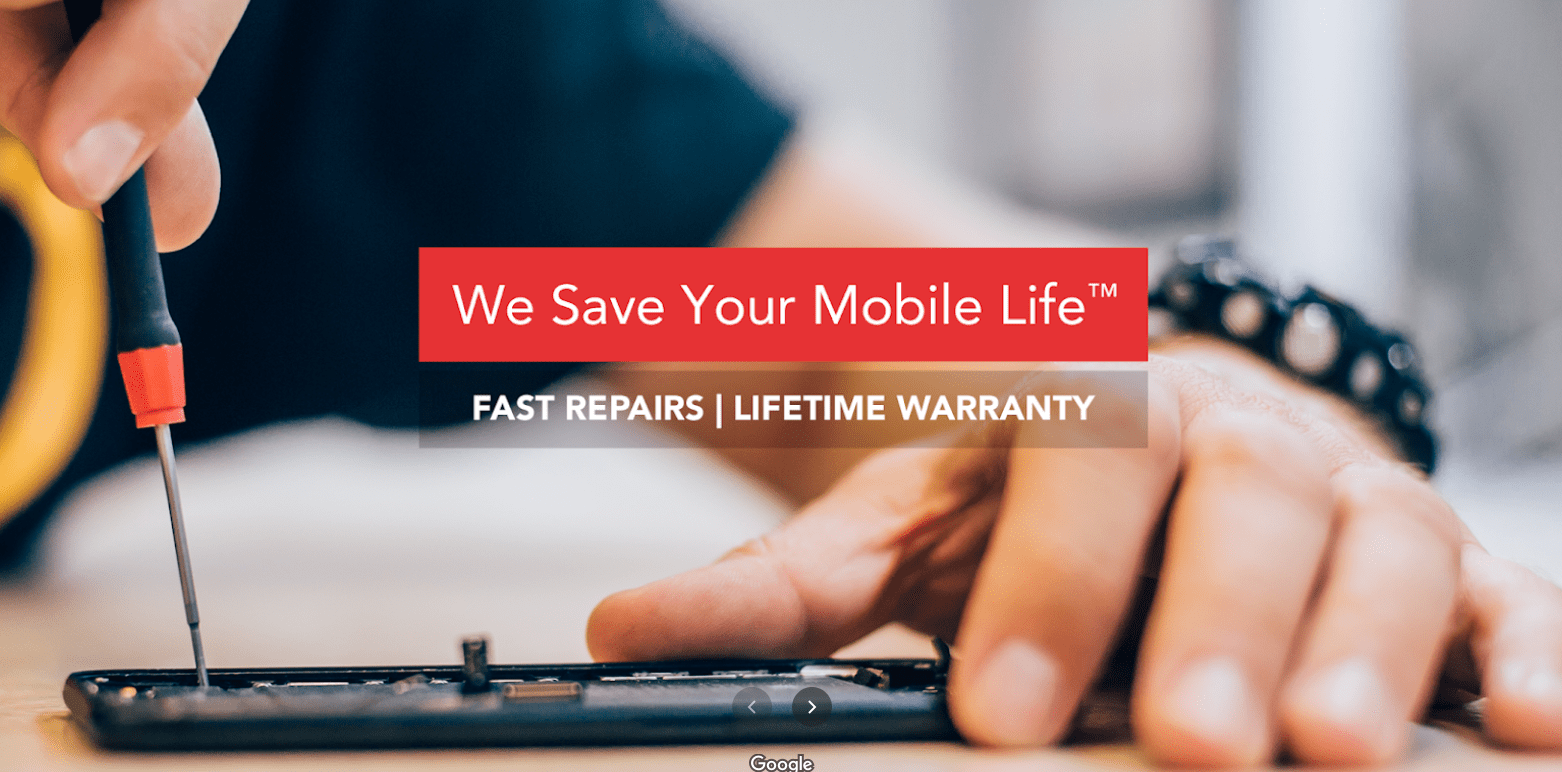 austin phone repair shop