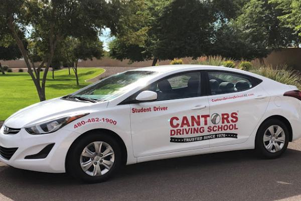 Cantor's Driving School